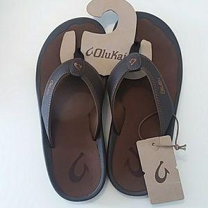 OluKai Men's Sandals Size 9